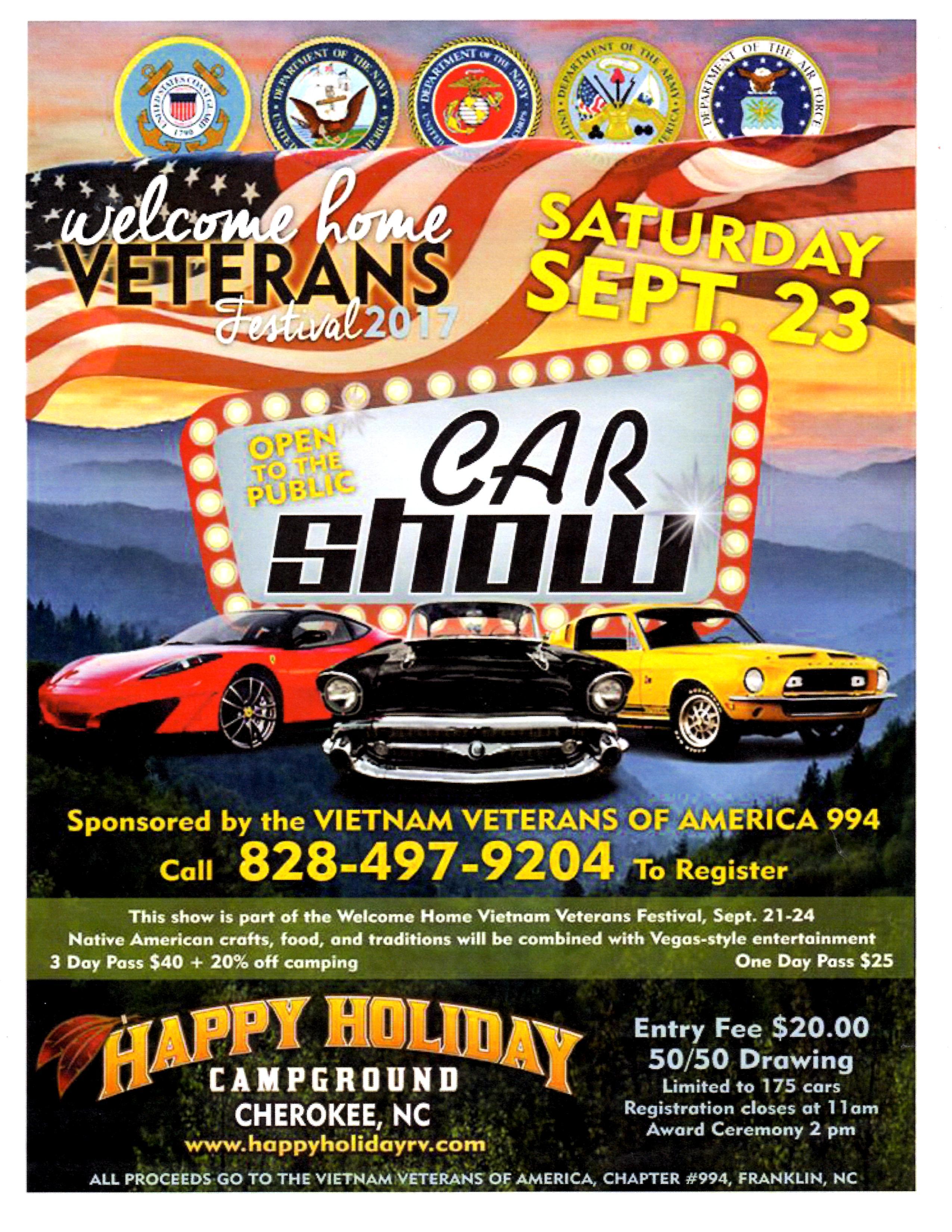 Calendar - Virginia beach cruise in car show